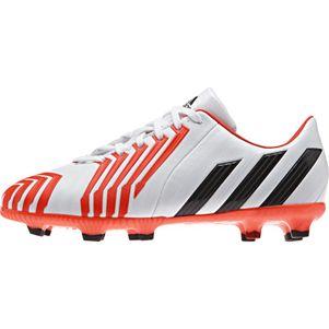 adidas F10 FG J Kinder Fußballschuhe grünschwarzschwarz, Größe:37 13 = UK 4 12