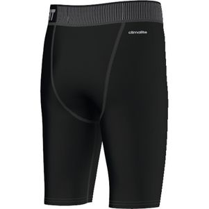 adidas TechFit Base Short Tight Unterzieh-Hose Kids schwarz – Bild 2
