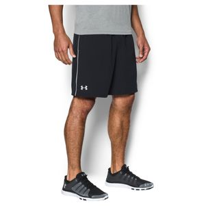 Under Armour Mirage Short 8'' schwarz / grau – Bild 5
