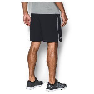 Under Armour Mirage Short 8'' schwarz / grau – Bild 6