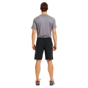 Under Armour Mirage Short 8'' schwarz / grau – Bild 7