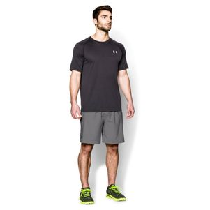 Under Armour Mirage Short 8'' schwarz / grau – Bild 10
