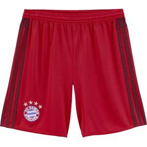 adidas FC Bayern München Home Short 2015/2016 Kids rot/bordeaux