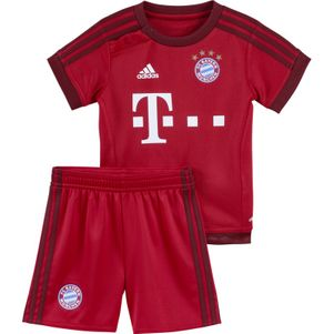 adidas FC Bayern München Home Baby Kit 2015/2016 rot/bordeaux