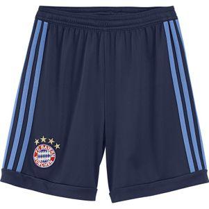 adidas FC Bayern München Torwart Short 2015/2016 Kids dunkelblau/hellblau