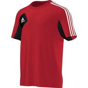 adidas Condivo12 Tee T-Shirt rot/schwarz/weiß – Bild 1