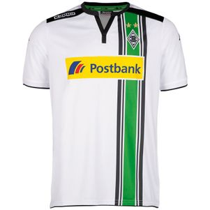 Kappa Borussia Mönchengladbach Home Heimtrikot 2015/2016 weiß – Bild 1
