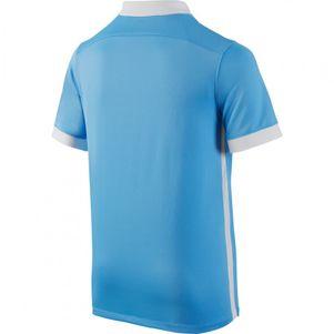 Nike Manchester City FC Home Kids Heimtrikot Kinder 2015/2016 blau/weiß – Bild 2