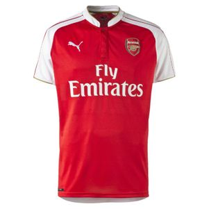 Puma FC Arsenal London Home Heimtrikot 2015/2016 rot/weiß