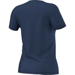 adidas Originals Paris Slim Tee T-Shirt Damen blau – Bild 2