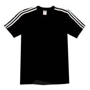adidas Promo 3Streifen Tee T-Shirt – Bild 2