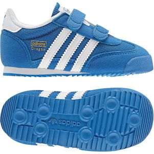 adidas Originals Kinderschuhe Dragon CF I blau/weiß