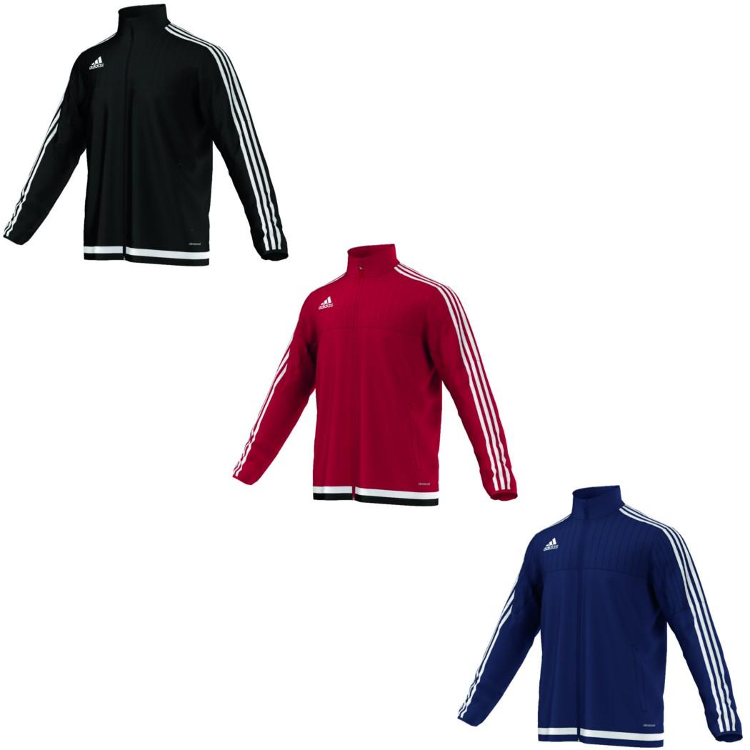 adidas trainingsjacke rot blau