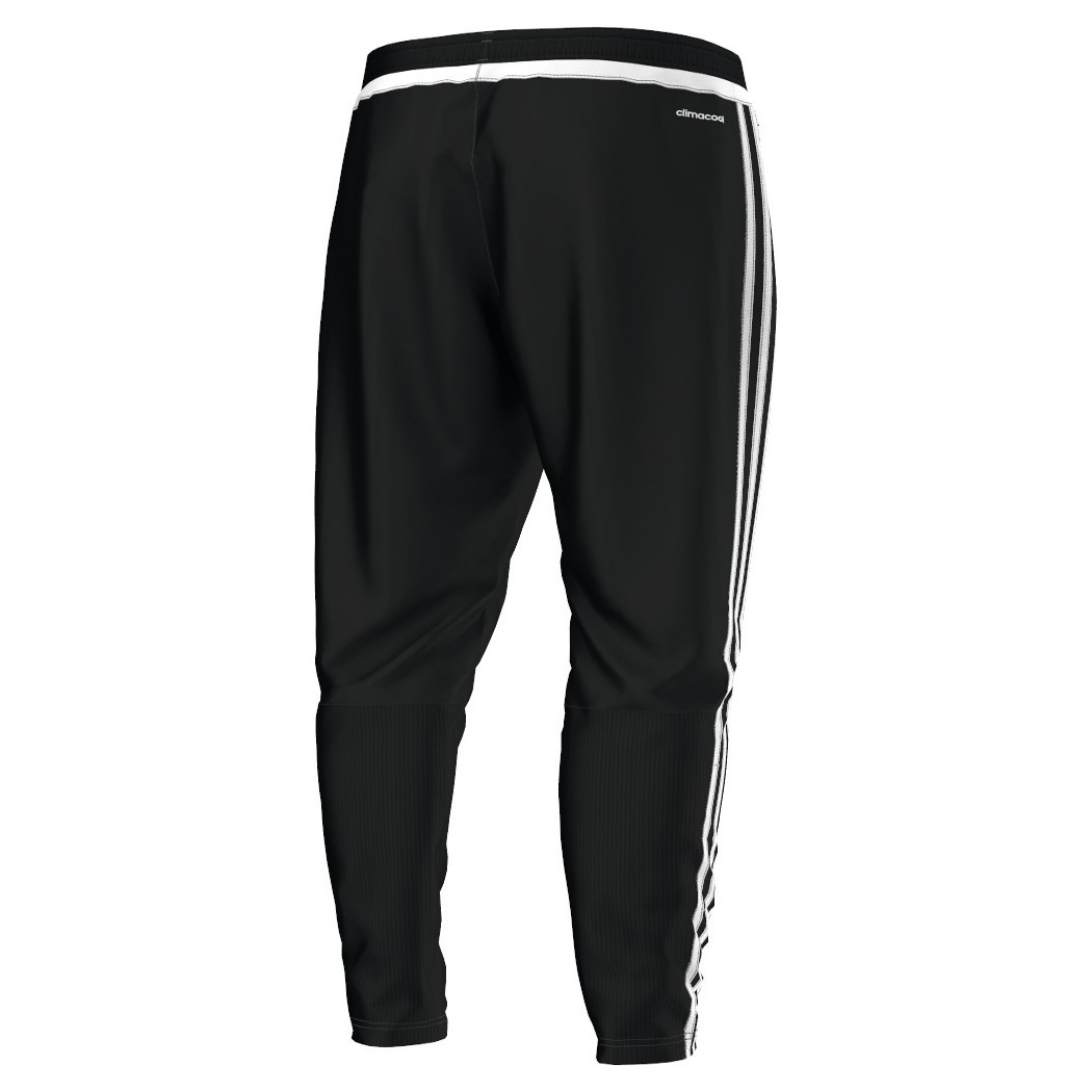 adidas tiro15 training pant trainingshose lang schwarz. Black Bedroom Furniture Sets. Home Design Ideas