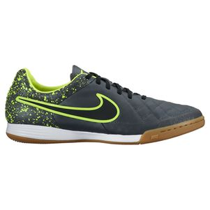 Nike Tiempo Legacy IC Electro Flare Pack anthratzit/schwarz/gelb