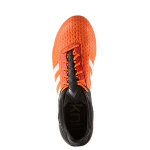 adidas ACE 15+ Primeknit FG/AG orange/weiß/schwarz – Bild 2