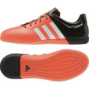 adidas ACE 15.3 IN Indoor Kinder Hallenfußballschuh orange/weiß/schwarz