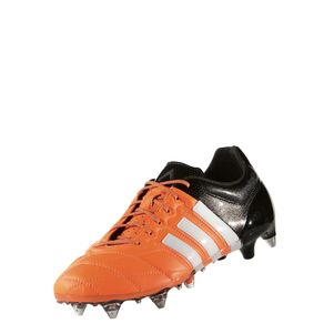adidas ACE 15.1 SG Leather Leder orange/weiß/schwarz – Bild 2