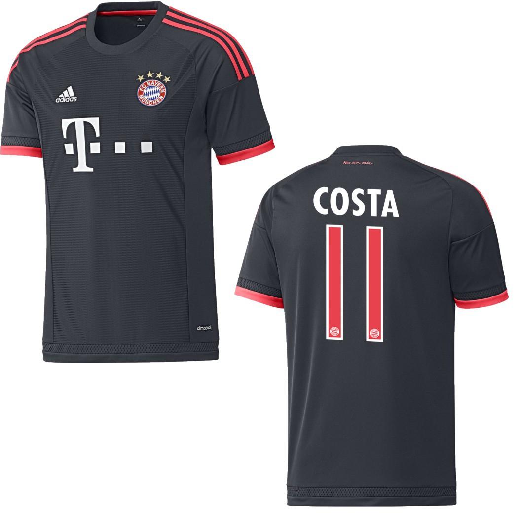 Bayern Trikot Schwarz