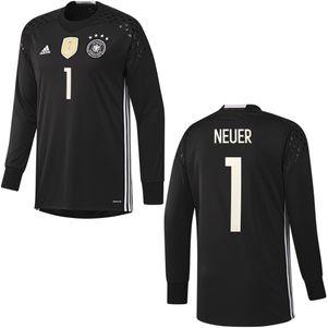 adidas DFB Goalkeeper Jersey Torwarttrikot Neuer Deutschland EM 2016