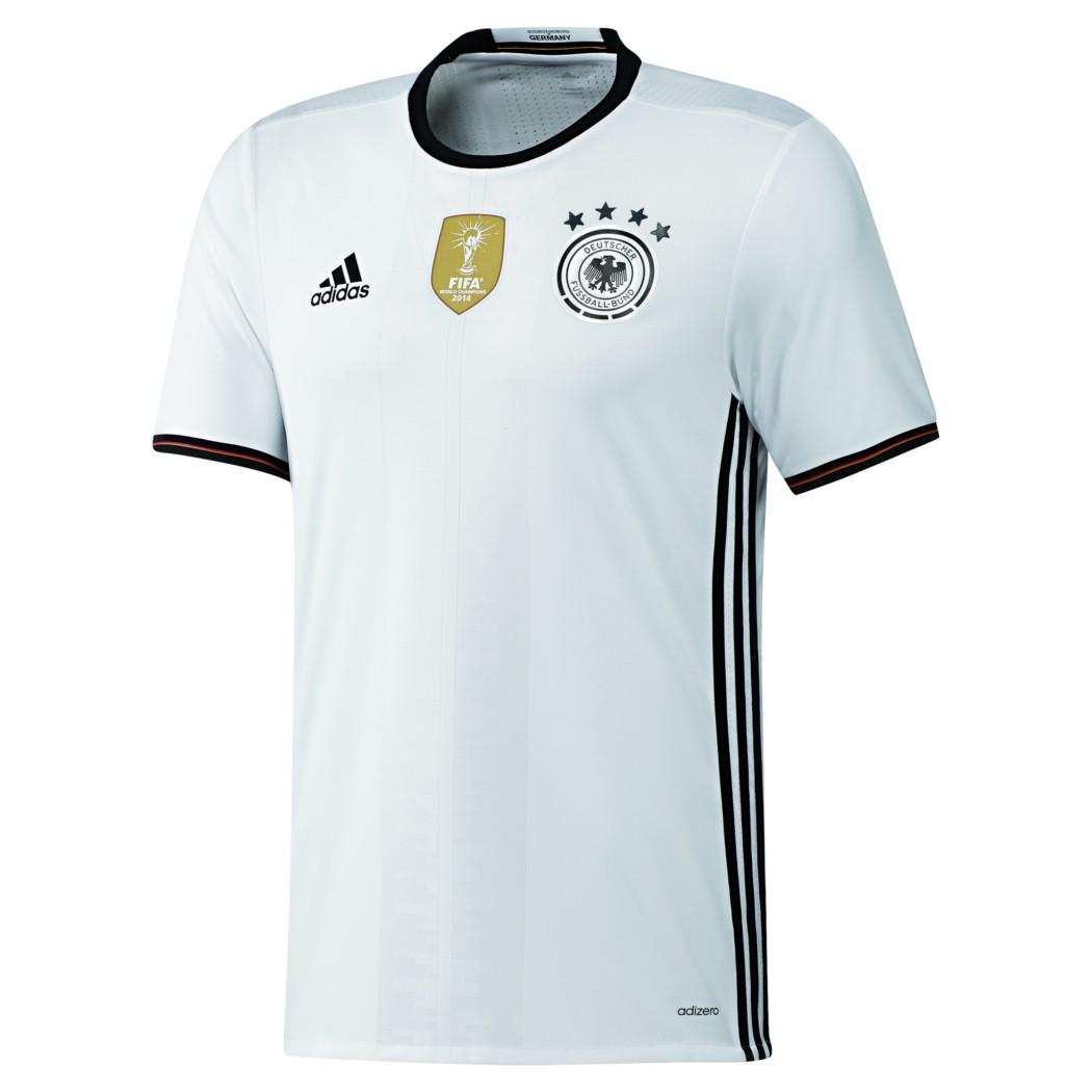 adidas DFB Home Authentic Jersey Heimtrikot Deutschland EM