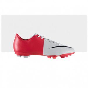 Nike JR Mercurial Victory III FG weiß / schwarz / rot