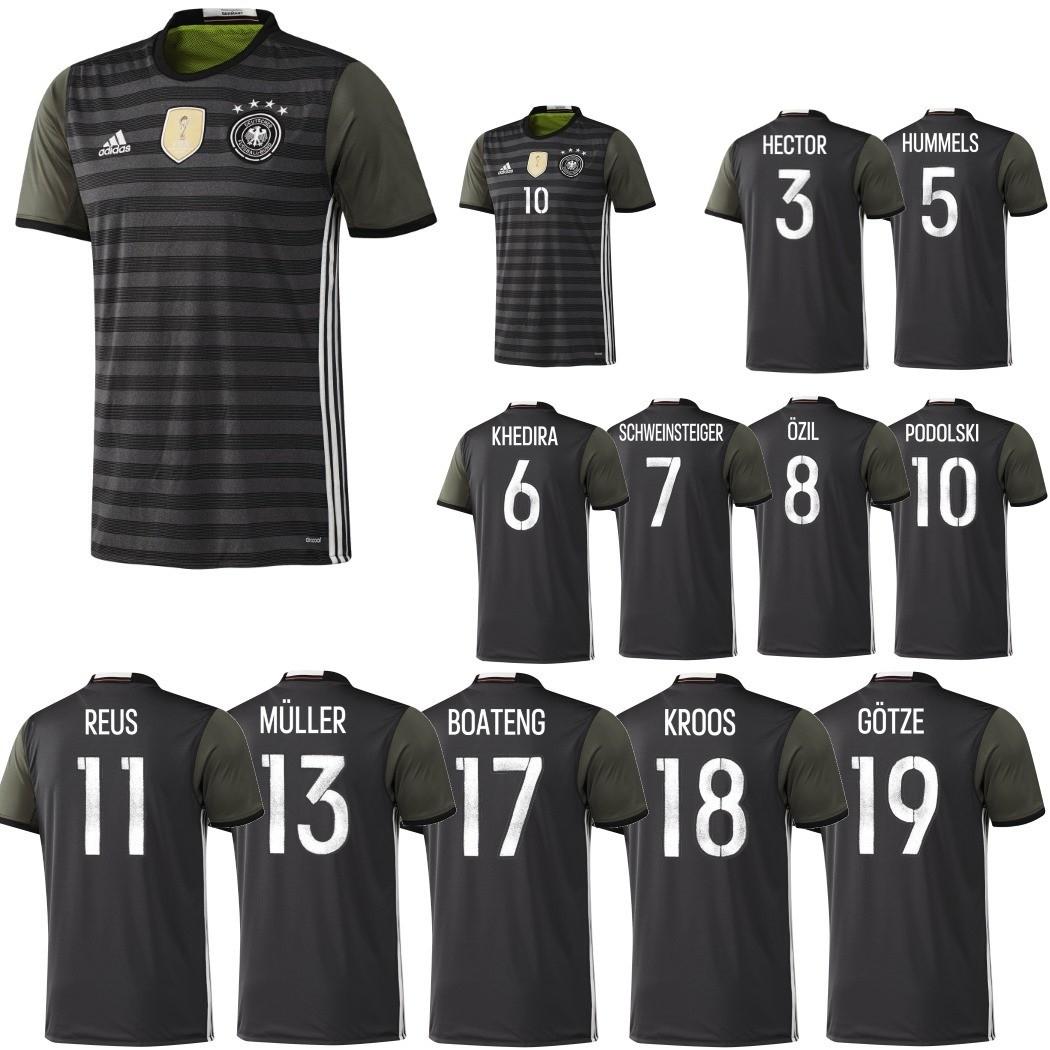 adidas DFB Home 4 Sterne Deutschland Heimtrikot mit Flock