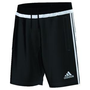 adidas Tiro15 Training Short schwarz/weiß – Bild 1