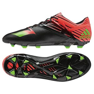 adidas Messi 15.1 FG/AG schwarz/grün/orange