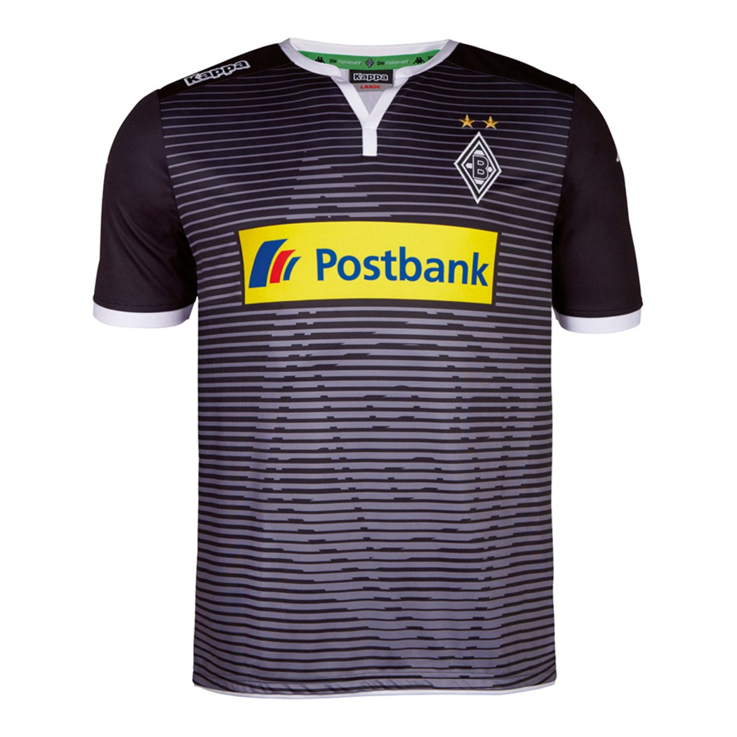 Champions League Trikot Borussia Mönchengladbach