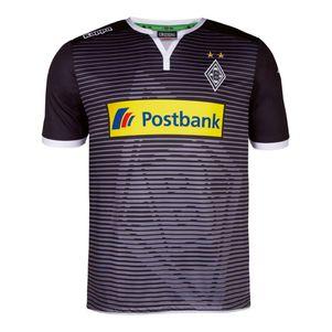 Kappa Borussia Mönchengladbach Champions League Trikot 2015/2016 schwarz