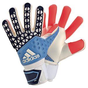 adidas ACE Zones Pro Torwarthandschuhe blau/weiß