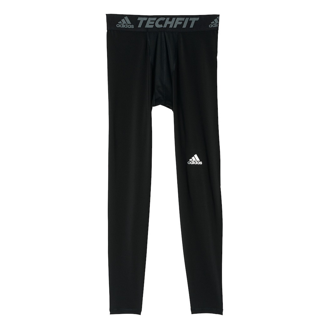 adidas techfit base long tight lange unterziehhose schwarz. Black Bedroom Furniture Sets. Home Design Ideas