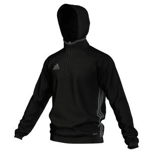 adidas Condivo 16 Fleece Top Fleecepullover schwarz/grau