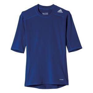 adidas TechFit Base SS Tee T-Shirt kurzarm Unterziehshirt – Bild 6