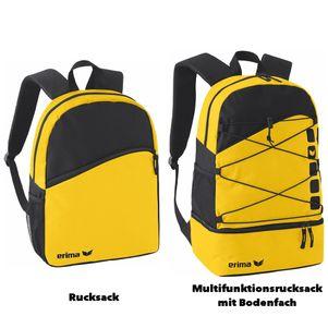 erima Club 5 Line Rucksack / Multifunktionsrucksack ohne oder mit Bodenfach – Bild 3