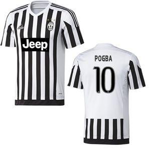 adidas Juventus Turin Heimtrikot 2015/2016 mit Flock – Bild 3