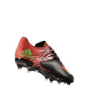 adidas Messi 15.2 FG/AG Fußballschuhe schwarz/grün/rot – Bild 6