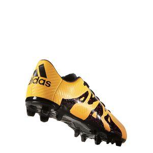 adidas X 15.3 FG/AG Fußballschuhe Synthetik Kinder gold/schwarz/pink – Bild 5
