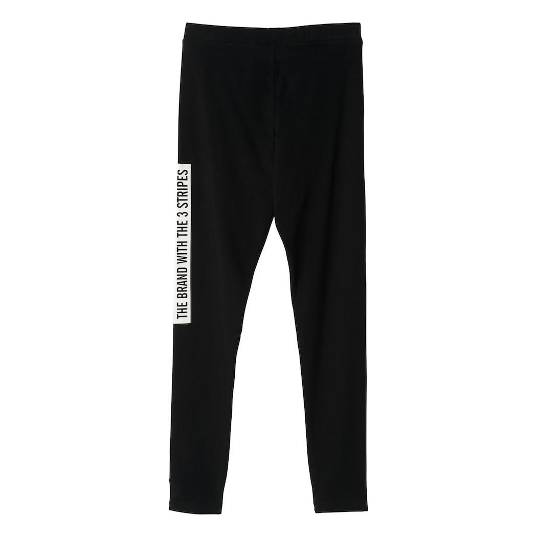 adidas Originals Trefoil Leggings Damen schwarz Mode Damen Hosen f0a8beb951