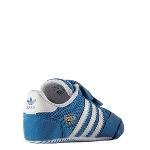 "adidas Originals Babyschuhe Dragon ""Learn2Walk"" Crib blau/weiß – Bild 4"