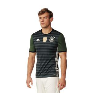 adidas DFB Away Authentic Jersey Auswärtstrikot Deutschland EM 2016 – Bild 2
