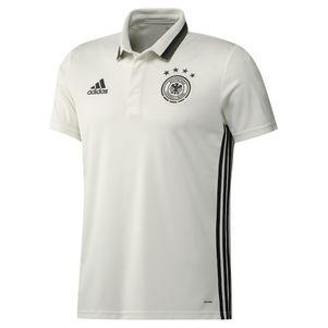 adidas DFB Poloshirt Nationalmannschaft EM 2016 weiß