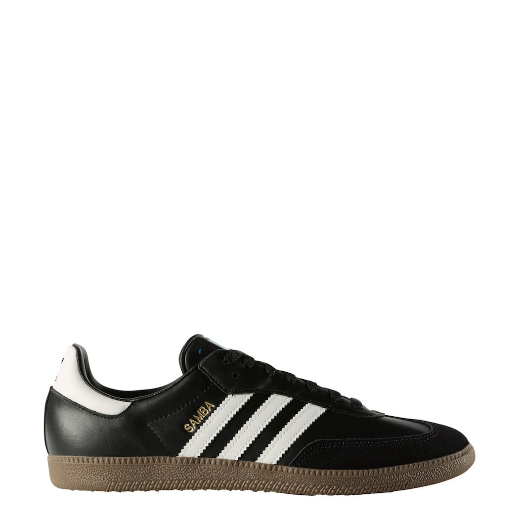 adidas OIGINALS Samba Sneaker schwarzweiß Klassiker
