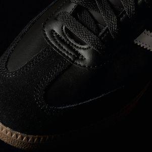 adidas OIGINALS Samba Sneaker schwarz/weiß Klassiker  – Bild 9