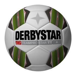 Derbystar TeamPro Star TT Trainingsball Fußball Gr. 5