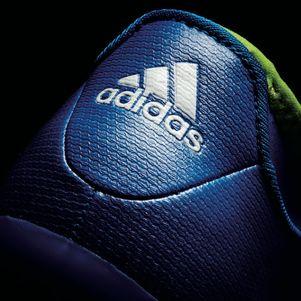 adidas ACE 16.3 Primemesh FG/AG Junior mit Knöchel Socken blau – Bild 8