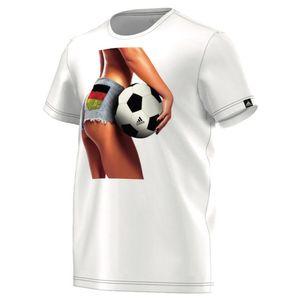 adidas Euro Summer Fan Tee T-Shirt EM 2016 – Bild 2