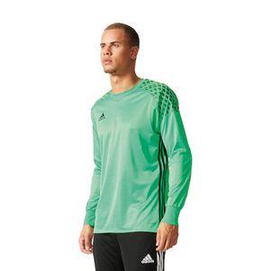 adidas Onore 16 Goalkeeper Torwarttrikot Kinder Erwachsene grün gelb schwarz rot – Bild 2