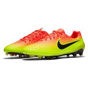 Nike Magista Opus FG Spark Brilliance Pack orange/gelb – Bild 3